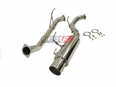 OBX Catback Exhaust Fits For 93 To 99 Toyota Celica GT Four All Trac 3S GTE 20T