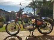 Royal Enfield 500 Classic 2013 Lockridge Swan Area Preview
