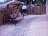 Paving stone  repair  professional