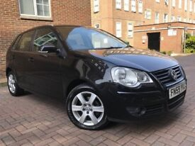 Volkswagen Polo 1.2 Match Hatchback 5dr Petrol Manual ((3 MONTHS WARRANTY+IMMACULATE))