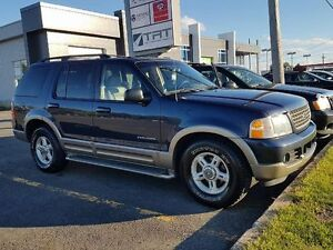 Ford Explorer 2002 Édition Eddie Bauer, V8 4.6L