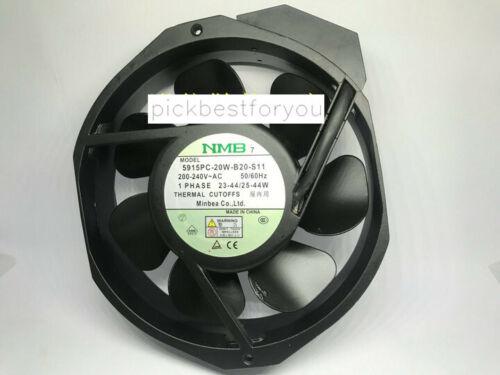Original NMB 5915PC-20W-B20-S11 AC 200v-240v High Temperature Fan #M21D QL