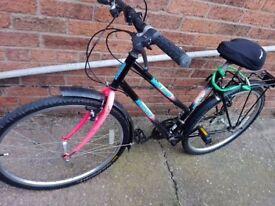 "Bike wheels 26"" good condition"