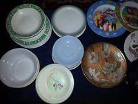 plates big job lot