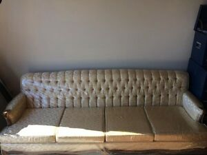 Antique style couch