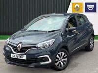 2018 Renault Captur 0.9 Tce Expression Plus Suv 5dr Petrol s/s 90 Ps Hatchback