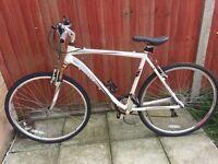 Mizani Hybrid Bike - 21 Inch Frame