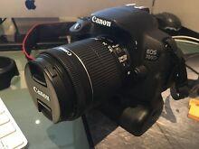 Canon EOS 700D Bundle Mosman Park Cottesloe Area Preview