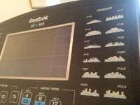 REEBOK ZR10 TREADMILL HARDLY USED