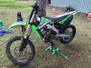 2012 kx 250 Chambers Flat Logan Area Preview