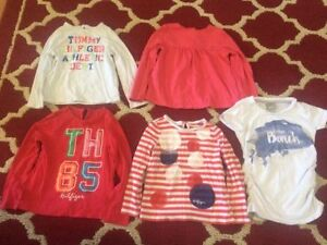 Girls 4t Tommy Hilfiger and Bench clothes lot