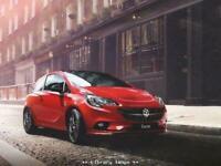 2017 Vauxhall Corsa 1.0i Turbo Ecoflex Limited Edition Hatchback 3dr Petrol s/s