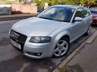 2004 audi a3 tdi sport 140bhp very good runner but needs clutch leather seats