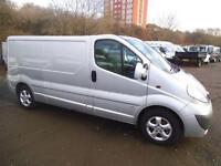 Vauxhall Vivaro 2.0Cdti [115Ps] Sportive Van 2.9T Euro 5 DIESEL MANUAL (2014)
