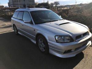 2001 JDM Subaru Legacy Wagon