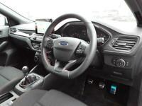2020 Ford Focus 1.0t Ecoboost St Line Hatchback 5dr Petrol Manual s/s 125 Ps Hat