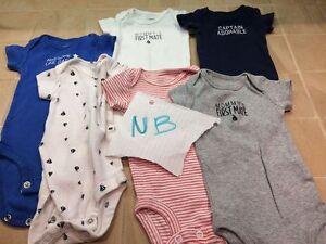 vêtement Nb à 0-3 mois