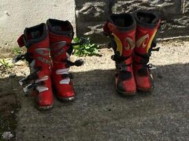 Mx boots