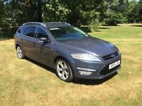 Ford Mondeo Titanium Estate Diesel 2011
