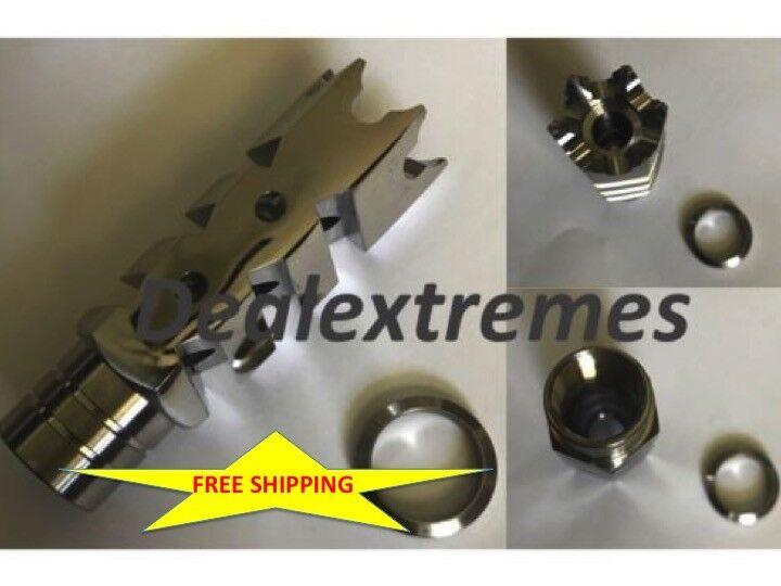 Stainless Steel Fishbone SHARK 5/8