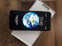 Iphone 7 . Black Matte -Rose Gold