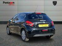 2017 Peugeot 208 1.2 Puretech Allure Hatchback 5dr Petrol s/s 82 Ps Hatchback PE