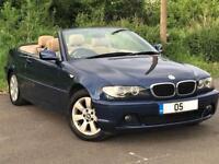 Convertible -- BMW 3 Series 2.0 318 Ci SE Automatic -- CREAM LEATHER