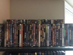 Moving Sale : DVDs 2.50$ each or 5 for 10$