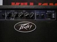 Peavey solo transtube amplifier