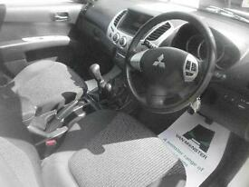 Mitsubishi L200 Double Cab Di-D 4Work 4Wd 134Bhp [2010] DIESEL MANUAL (2014)