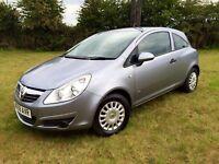 Vauxhall Corsa 2010 ** 75000 Miles ** Group 1 Insurance