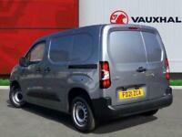 2021 Vauxhall Combo 1.5 Turbo D 2000 Edition Panel Van 4dr Diesel Manual L1 H1 E