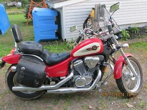 1997 Honda Shadow VLX