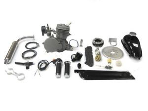 Silver 80cc Bicycle Engine Parts