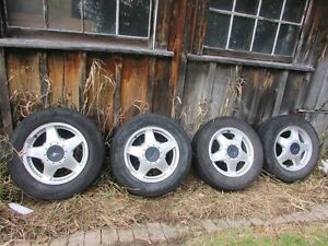 Set of tires FORD