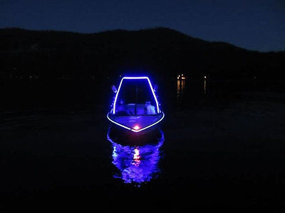 Led     Boat     Lights    Wake Board Tower Yamaha Ski Nautique Malibu Suit