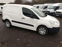 Peugeot Partner 850 S 1.6 Hdi 92 Van DIESEL MANUAL WHITE (2014)