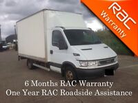 2006 Iveco Daily 35C12 Luton with Tail Lift