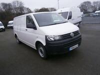 Volkswagen Transporter T30 2.0 Tdi 102Ps Startline Van DIESEL MANUAL (2014)