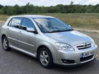 Toyota Corolla 2.0 D-4D Colour Collection Hatchback Diesel,Main Dealer History,Wareanted Low Miles