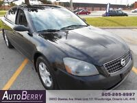 2006 Nissan Altima 2.5S *** Certified and E-Tested *** $4,299