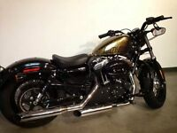 **2013 Harley Davidson Forty-eight Sportster XL1200L**