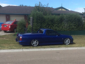 MANUAL VZ UTE (BAGGED&EXTRAS) Narre Warren Casey Area Preview