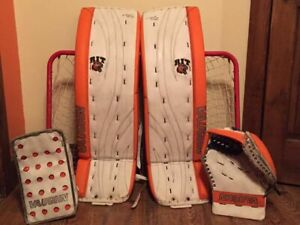 Gardien de but - Vaughn LT 90 pro custom (35+3)