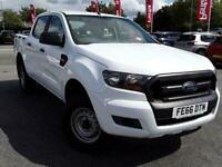 2016 Ford Ranger 2.2 TDCI DOUBLECAB PICK UP PICK UP DIESEL Manual