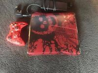 Special Xbox 360 console and custom pad