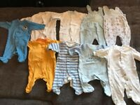 Baby boy newborn bandle- good condition and cheap