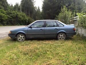 1991 Volkswagen Passat GL Sedan