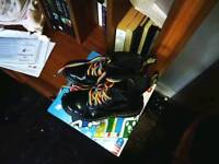 Size 4 black docs