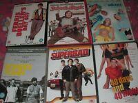 Job lot retro dvds